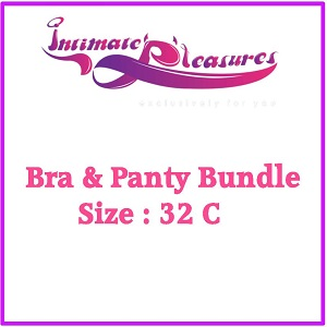bra and panty 32 C