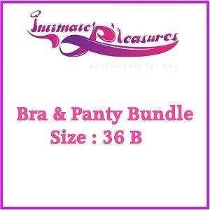bra and panty 36b