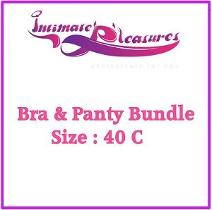 bra and panty 40c