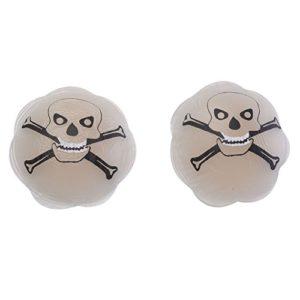 skull nipple covers